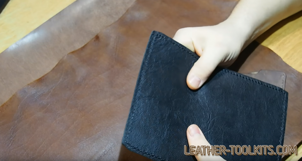 Softening Leather