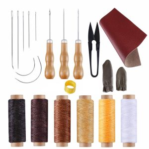 Convenient Leather Craft Sewing Kit by MIUSIE