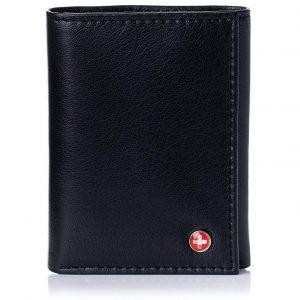Alpine Swiss Trifold Wallet