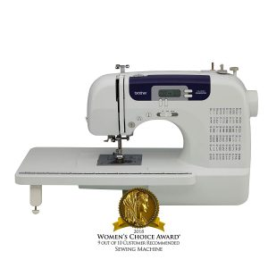 Brother CS600i Sewing and Quilting Machine