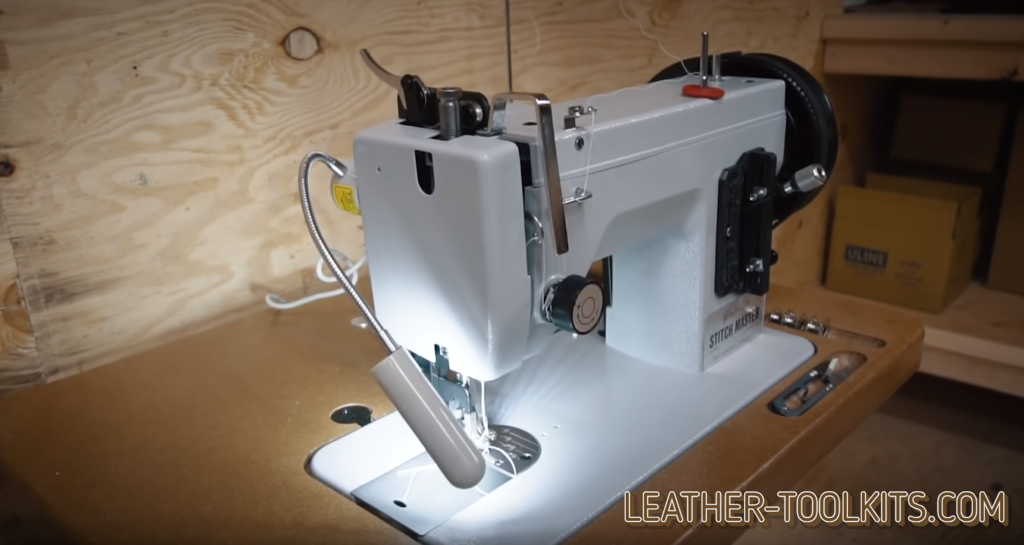 Leather Sewing Machine Image