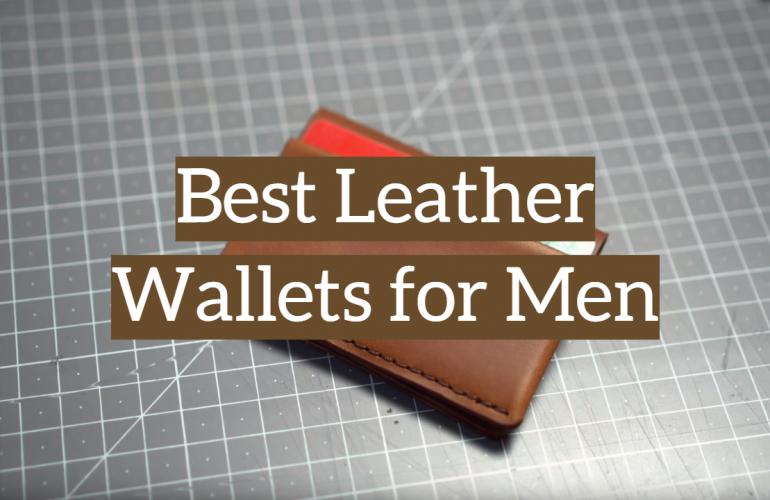 5 Best Leather Wallets for Men