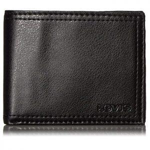 Levi's Men's Slim Bifold Wallet