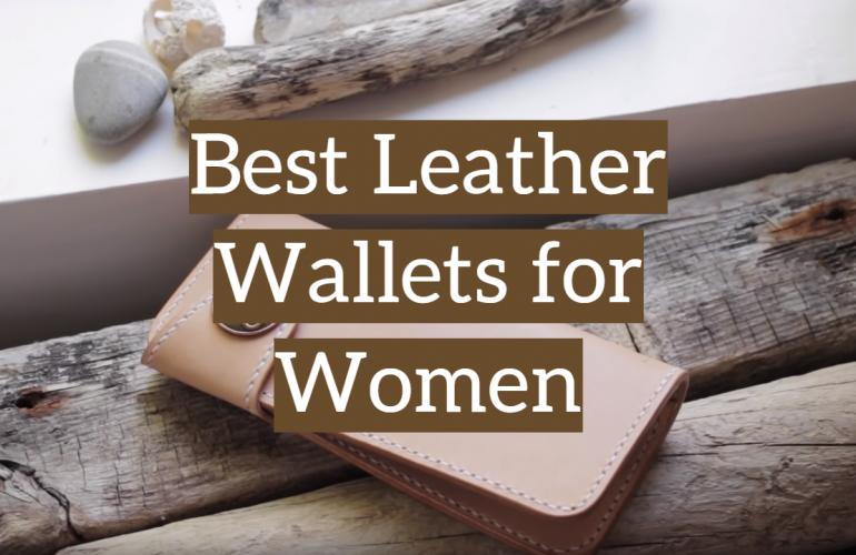 5 Best Leather Wallets for Women