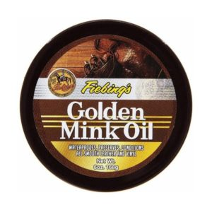 Fiebing's Golden Mink Oil Leather Preserver