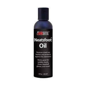 JobSite Prime Neatsfoot Oil
