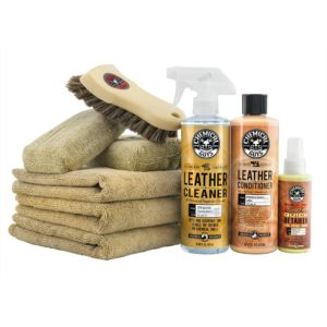 Chemical Guys HOL303 Leather Cleaner and Conditioner