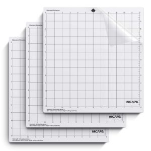 Nicapa Cutting Mat for Silhouette Cameo 3