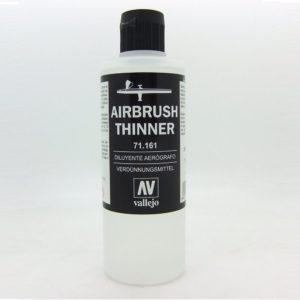 Vallejo Airbrush Thinner 200-Milliliter Paint