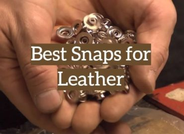 Best Snaps for Leather