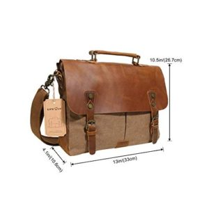 Lifewit Men Briefcase