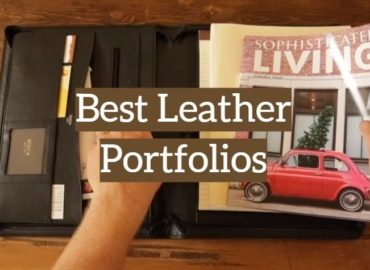 Best Leather Portfolios