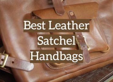 Best Leather Satchel Handbags