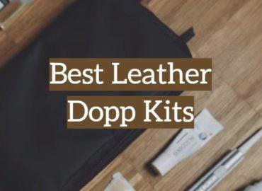 Best Leather Dopp Kits