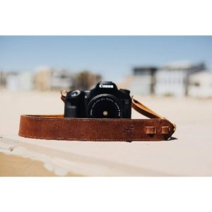 TETHER Leather Camera Strap