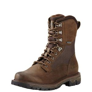 Ariat Mens Conquest Round Toe 8 GTX Hunting Boot