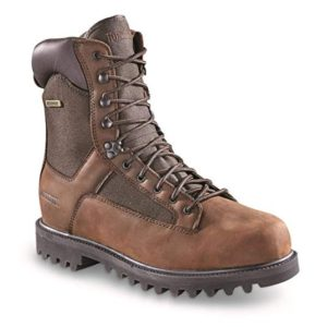 Huntrite Mens Insulated Waterproof Hunting Boots