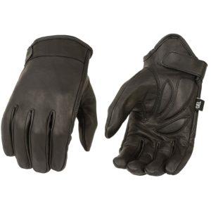 Milwaukee Mens Summer Cruising Gloves (Black, X-Large)