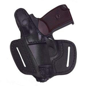 STICH PROFI® Makarov OWB gun holster, genuine leather