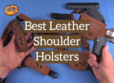 Best Leather Shoulder Holsters