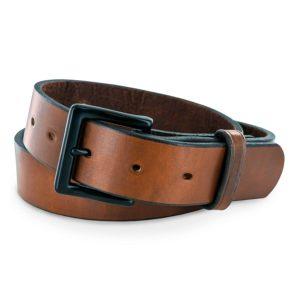 Hanks Everyday - No Break Thick Leather Belt