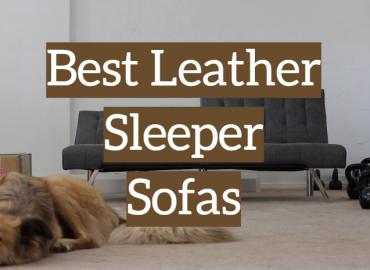Best Leather Sleeper Sofas