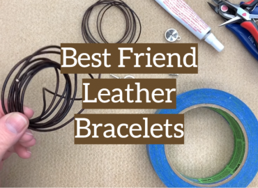 Friend Leather Bracelets