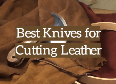 Knives for Cutting Leather