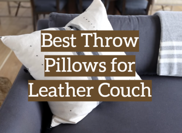 Throw Pillows for Leather Couch