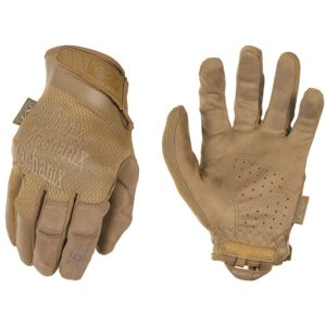 Mechanix Specialty 0.5 mm Coyote Gloves, Large