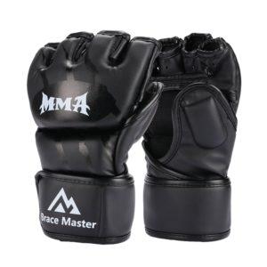 Brace Master MMA Gloves UFC Gloves Boxing Gloves for Men