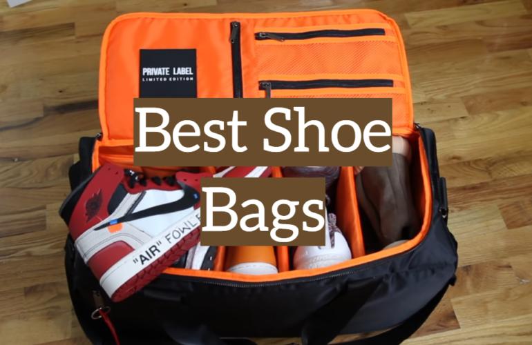 5 Best Shoe Bags