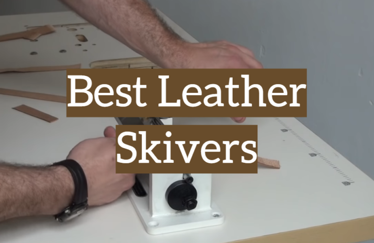 5 Best Leather Skivers