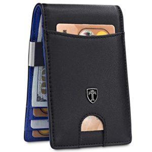 TRAVANDO TRAVANDO Money Clip Wallet