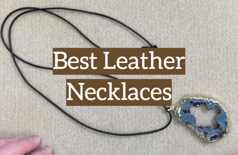 5 Best Leather Necklaces