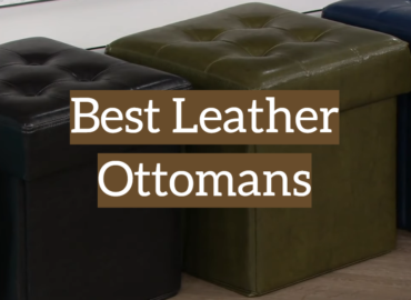 Best Leather Ottomans