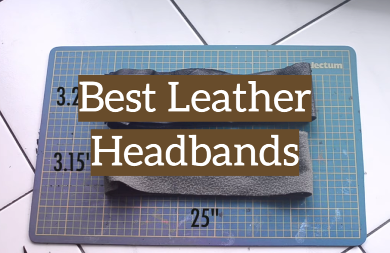 5 Best Leather Headbands