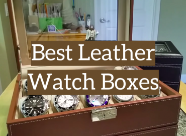 Best Leather Watch Boxes
