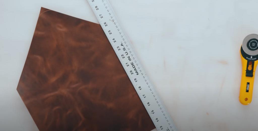 Full Grain Leather Guide