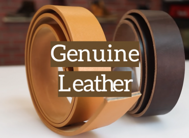 """Genuine Leather: Uses, Production and """"Realness"""""""