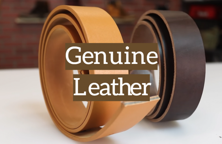 "Genuine Leather: Uses, Production and ""Realness"""