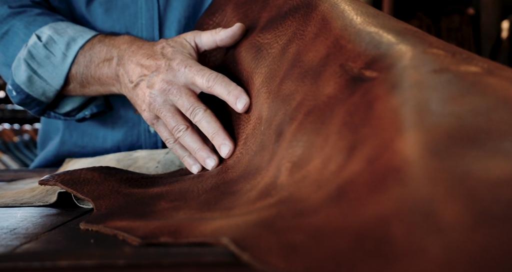 Cowhide Leather Tutorial