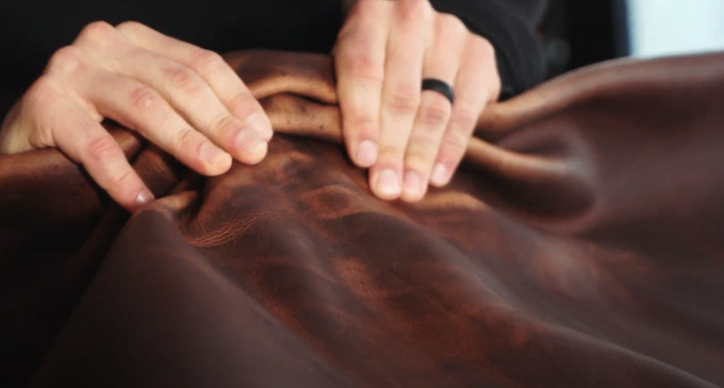 Cowhide Leather Photo