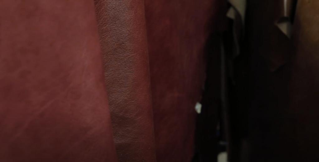 Semi-Aniline Leather Uses