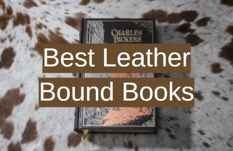5 Best Leather Bound Books