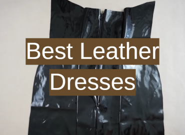 Best Leather Dresses