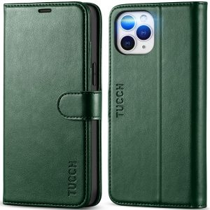 TUCCH Wallet Case for iPhone 12 Pro Max 5G