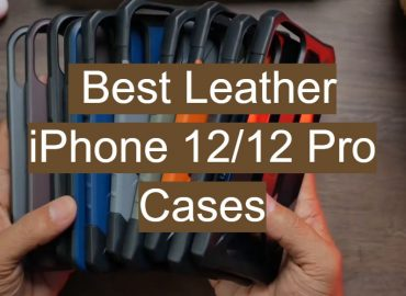 Best Leather iPhone 12/12 Pro Cases