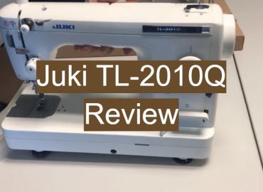 Juki TL-2010Q Review