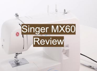 Singer MX60 Review